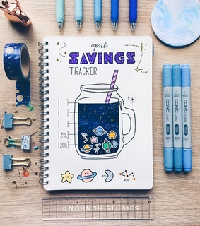 doodles, space and savings