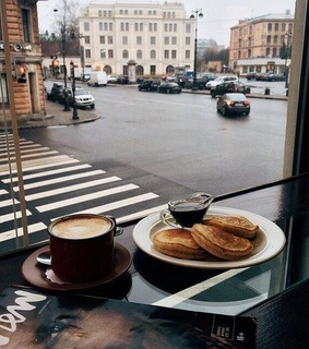 school, mornings and coffee