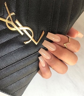 Yves Saint Laurent, claws bag and inspo ysl