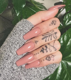 nails goals, claws plant and style inspo