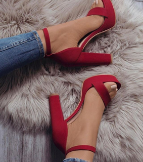red, beautifull and fashion