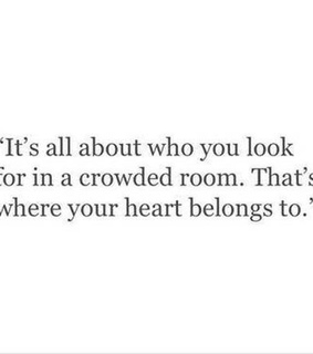 belong, crowded room and deep