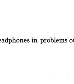 problems, sound and out