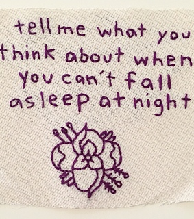 night, quote and tell me