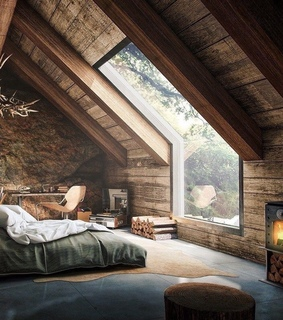 forest, love and cozy