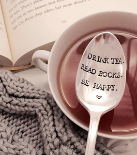 photography, books and cup