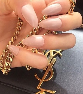 YSL, claws and nail art