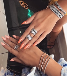 claws inspo, nails goals and girly inspo