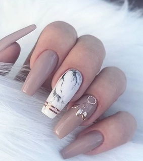 girly inspiration, claws inspo and nails goals