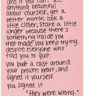 sayings, quotes and self love