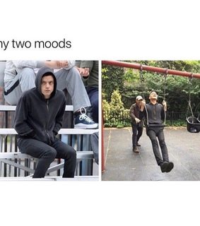 relatable, funny and mcm