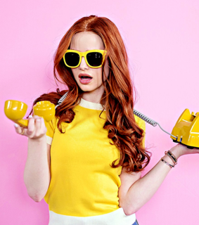 cheryl blossom, riverdale and beauty