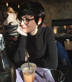 shorthair, turtleneck and food