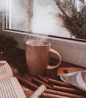 autumn, coffee and cozy