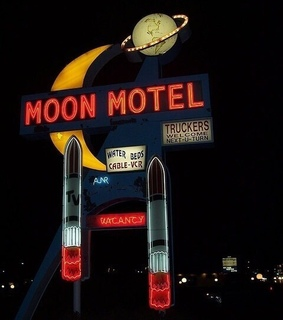 moon, neon and neon signs