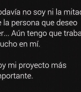 amor propio, frases and proyecto