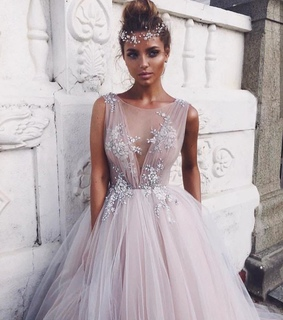 luxury style, ball gown and Prom