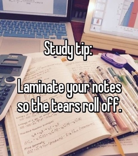 study quotes, failure and study tip