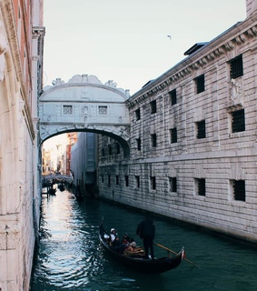 venice, travel and sunny day