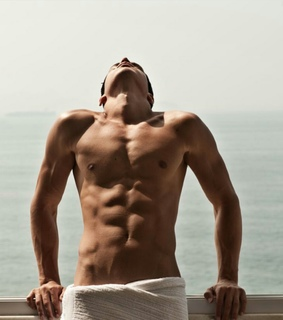 abs, view and adonis