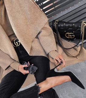 brown, talons and chaussure