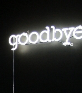 goodbye and wallpapers