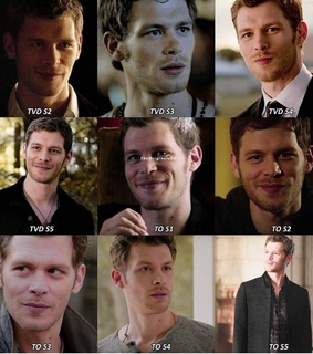 The Originals, actor and always and forever