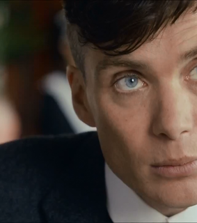 thomas shelby, peaky blinders and cillian murphy