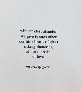 abandon, love and quotes