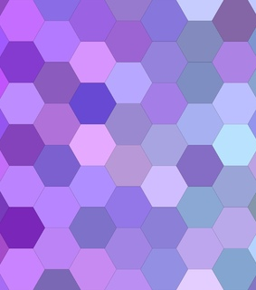 background, hexagons and geometric