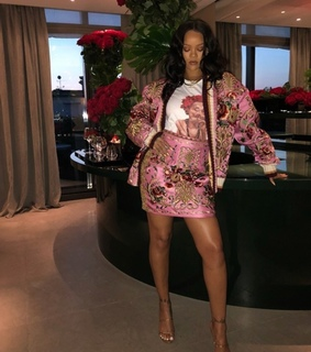 instagram, rihanna and personal