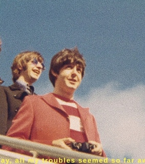 george harrison, john lennon and 60's