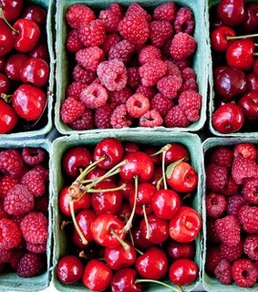 FRUiTS, aesthetic and blackberry