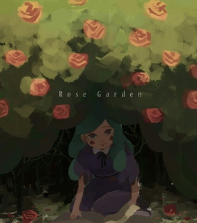 rose garden, wallpaper and eclipsa
