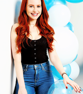madelaine petsch, riverdale and gingercc