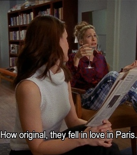 movie, paris and love