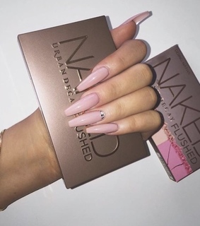 nails goals, palette makeup and claws goal