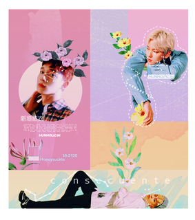 Chen, aesthetic and anime