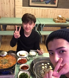 aesthetic, d.o and do kyungsoo