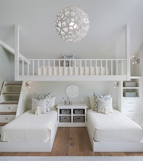 bedroom, interior and home inspiration