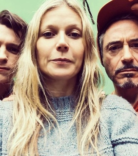 pepper potts, ironman and gwyneth paltrow