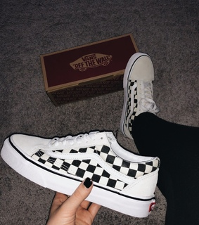 sneakers, vans and off the wall