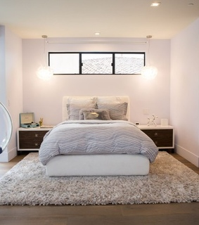 bedroom. white, design and homr