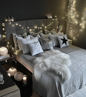 bedroom, interior and home