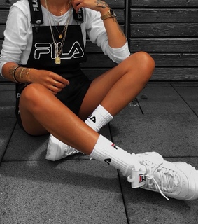 Fila, babe and bronze