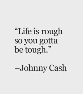 cash, johnny and life