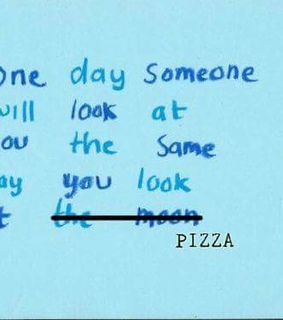 quotes, greek and pizza