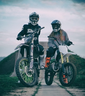 couple goals, mx and ktm