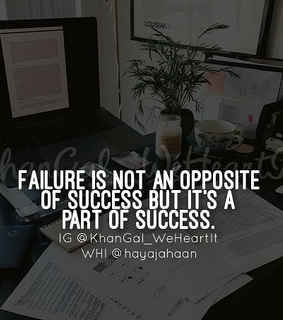 failure, quotes and working