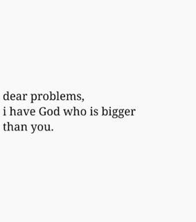 problems, god and quotes
